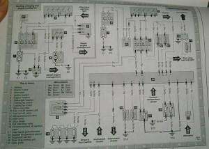 AEF 19D Felicia Wiring diagram?  Skoda Favorit, Skoda