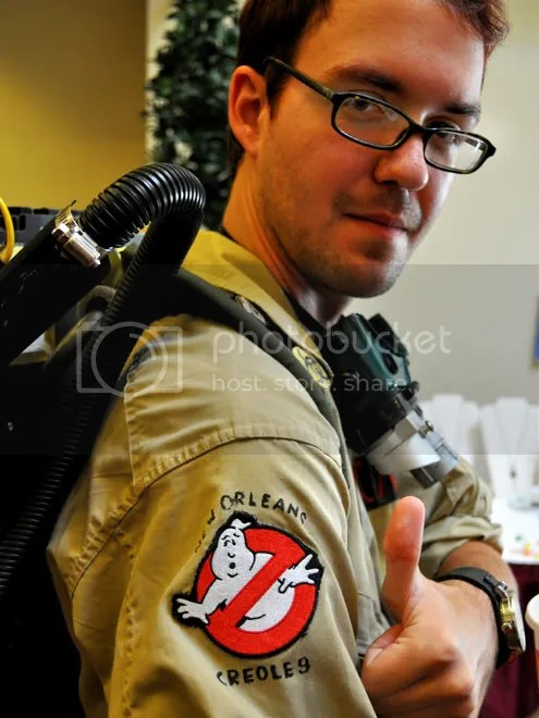 Ghost Buster, New Orleans Creole 9
