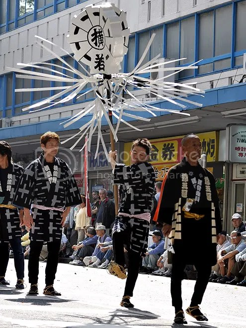 Not a Mikoshi, but still cool