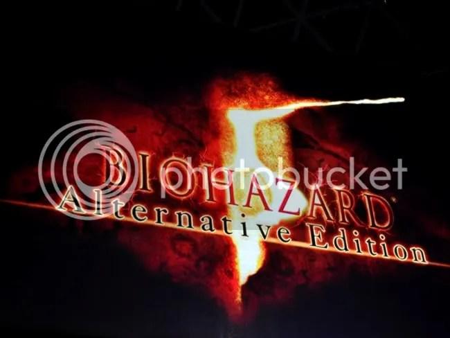 BioHazard 5 Alternative edition