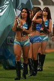 Porristas Mexicanas de futbol