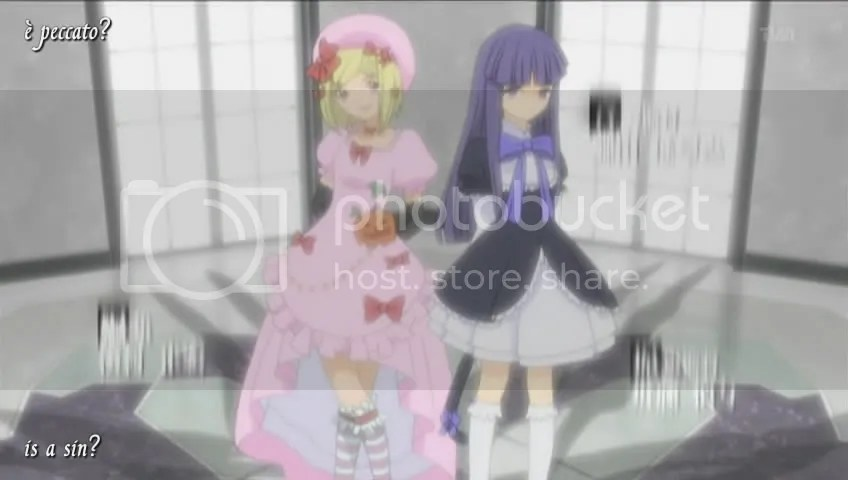 I swear! These two are half the reason I watch Umineko!