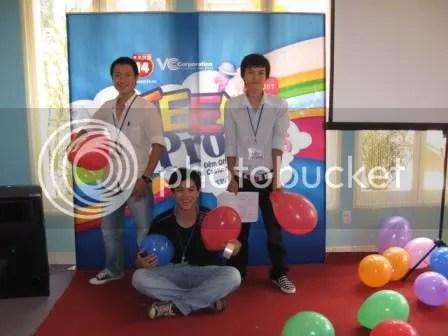 thực tập tại cty tổ chức sự kiện