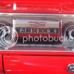 Chevy Radio 57 2005 Ford F350 Fuse Diagram Trifive 1955 1956 1957