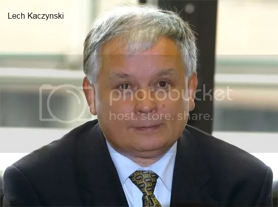 Lech Kaczynski Pictures, Images and Photos
