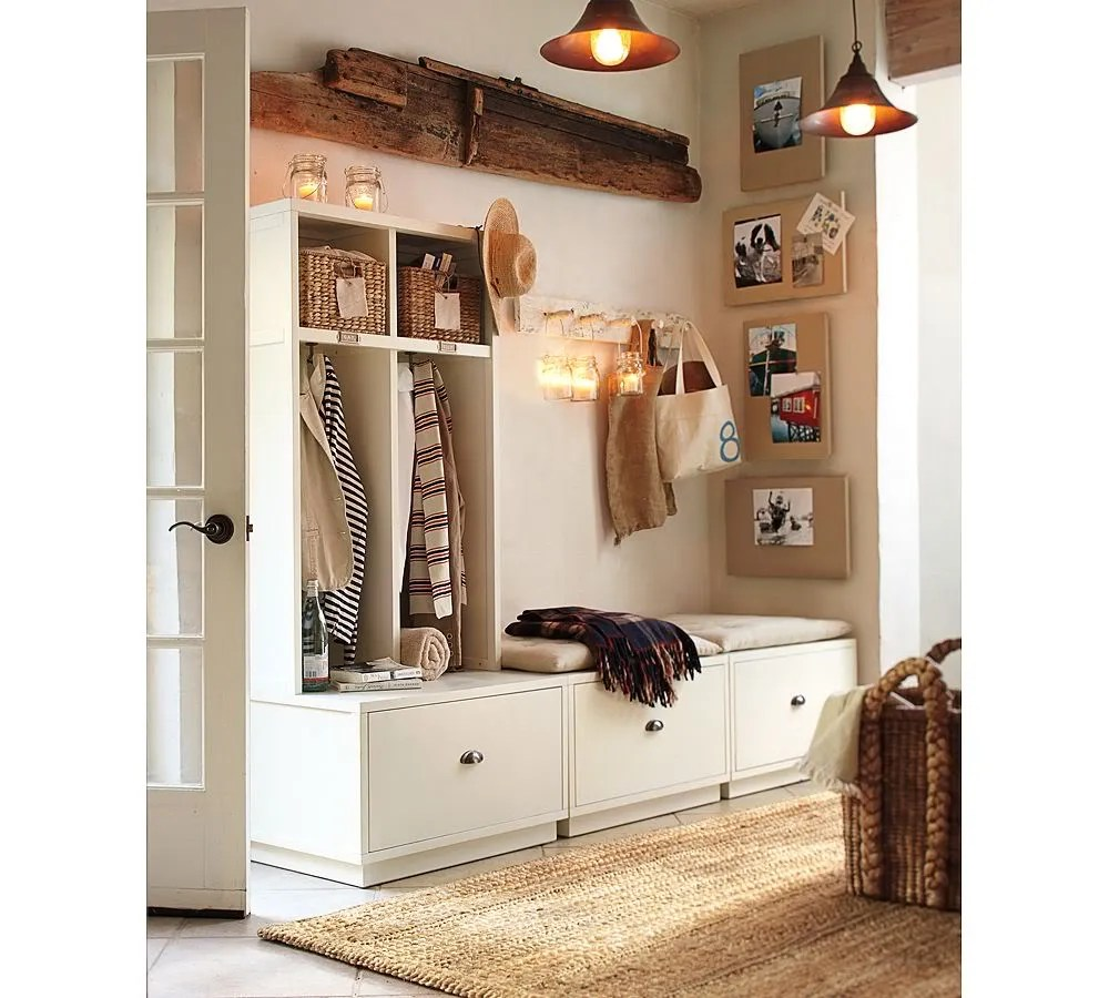 Entryway  Mudroom Inspiration  Ideas Coat Closets DIY Built Ins Benches Shelves and Storage Solutions  bystephanielynn
