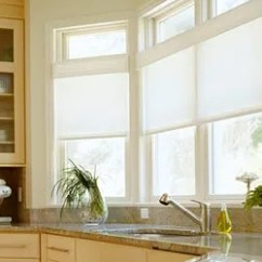 Kitchen Window Ideas Square Sink Treatment Inspiration