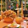 30 Pumpkin Gourd Fruit Centerpieces For Festive Fall