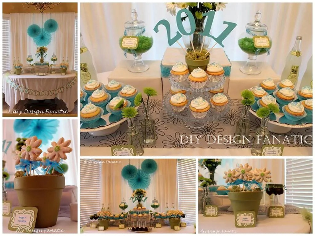 Creative Ideas For Graduation Parties & Showers Featured Real