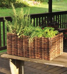 Herb Container Gardens Pots & Planters Saturday