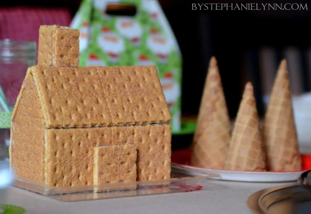 Holiday Gingerbread House & Cookie Decorating Party For The Kids