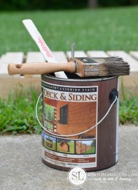 Staining Adirondack Chairs | preserving outdoor wooden ...