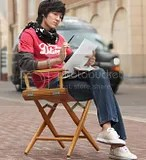 Lee Min Ho,Levi's