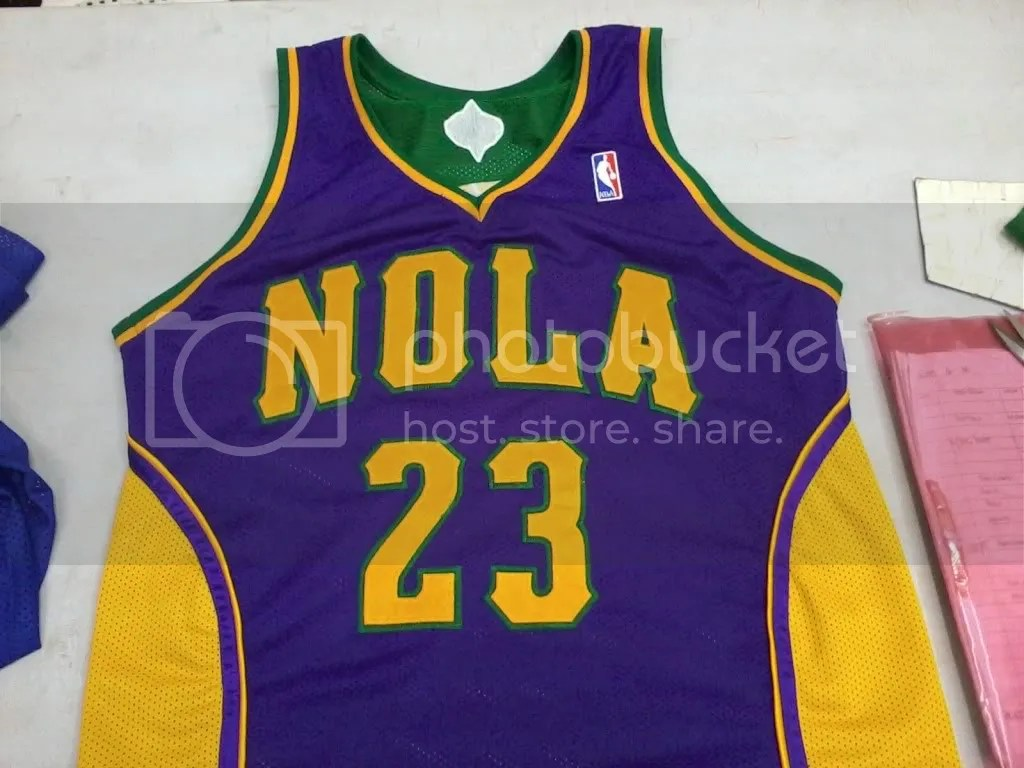 Image result for hornets 2012 mardi gras jersey