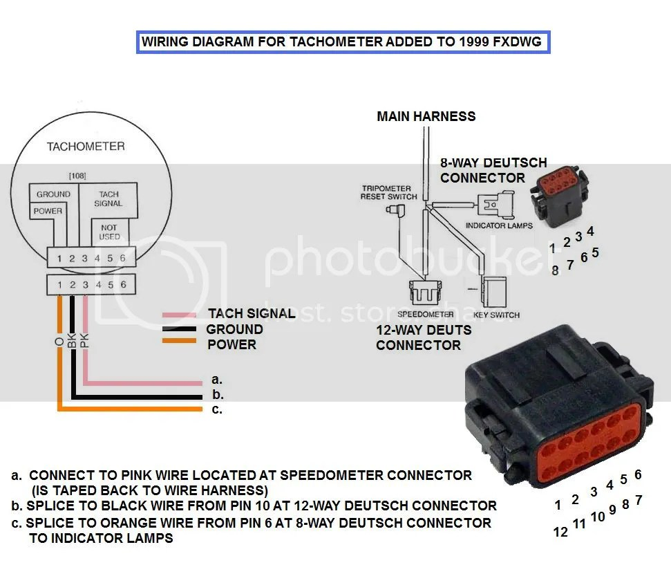 hight resolution of 2014 harley fxdl wiring diagram fuel wiring library installing a tach harley davidson forums fxr wiring