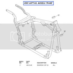 Harley Softail Frame Diagram Types Of Sand Dunes Interested In Dyna Glide Models With Fl Front Ends Page
