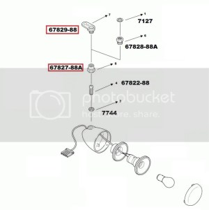 Dyna Front Turn Signal Diagram Photo by FXD2003Rider