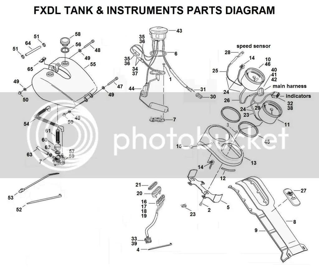 2003 harley road king wiring diagram main service panel fuel gauge confusing page 2 davidson forums