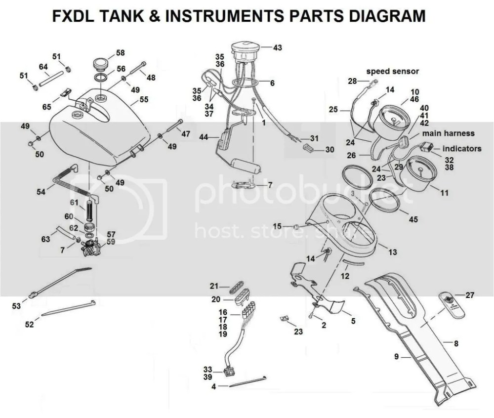medium resolution of fuel gauge wiring confusing page 2 harley davidson forums 1998 road king wiring diagram