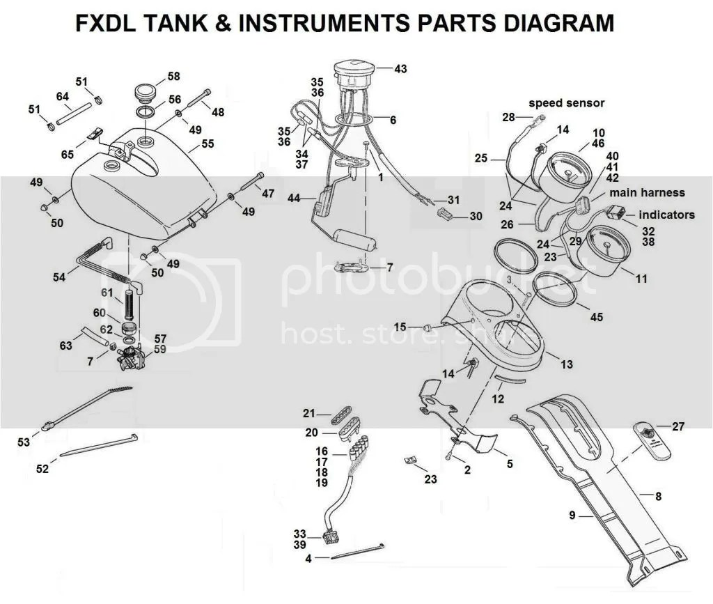 hight resolution of fuel gauge wiring confusing page 2 harley davidson forums 1998 road king wiring diagram