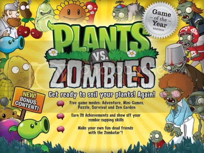 choban.pro - Game Plants vs Zombies 2