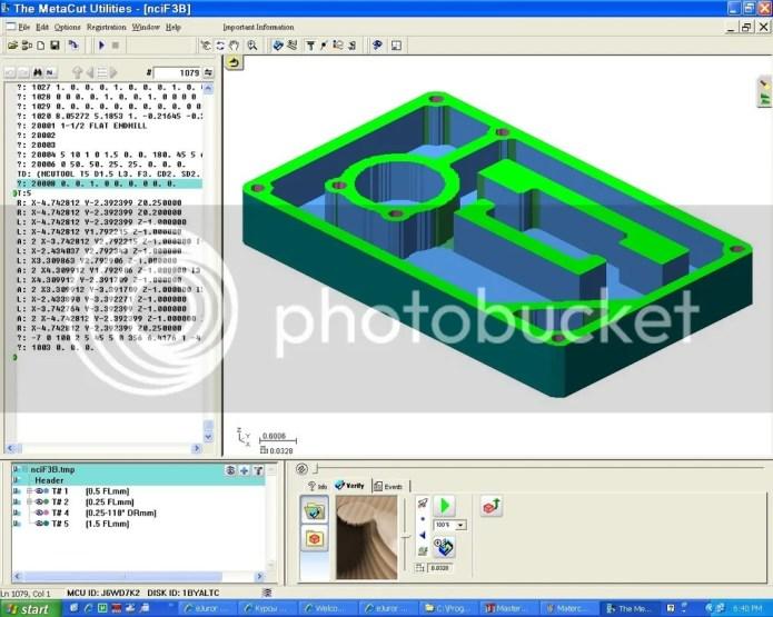 photo Mô phỏng lập trình gia công trong mastercam v9.jpg