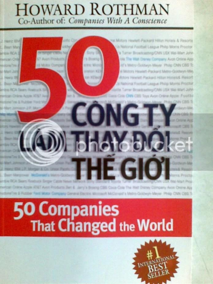 Ebook - 50 công ty làm thay đổi thế giới