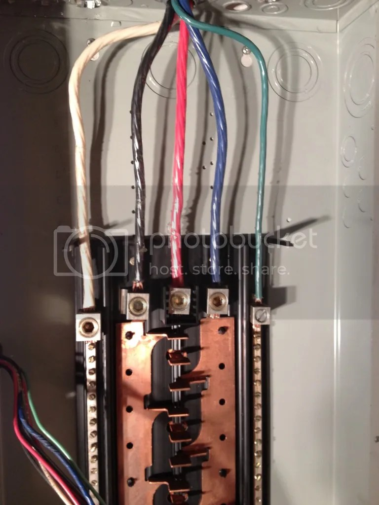 Phase Panel Grounding Electrical Contractor Talk