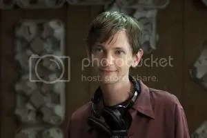 Actor DJ Qualls director Troy Duffy 1028 by Movie Geeks United  Movies