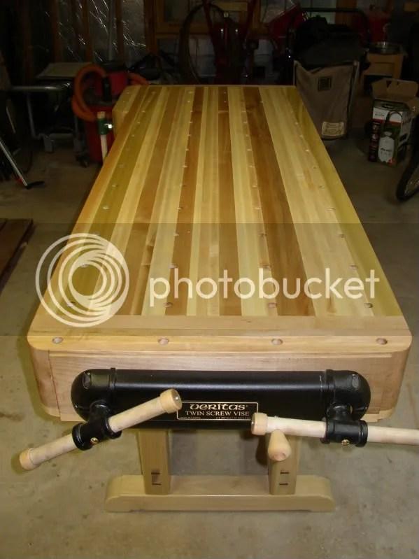 Poplar Workbench