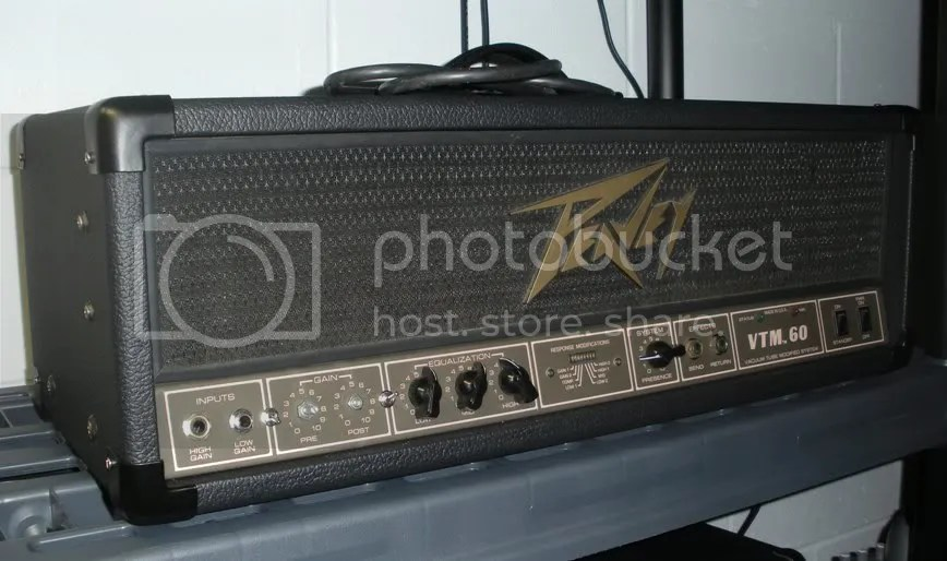 Peavey Vtm 60 In A Headshell Pictures Images