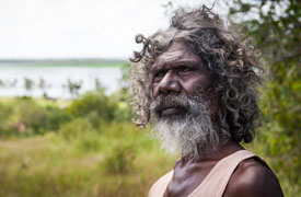 David Gulpilil in 'Charlie's Country'