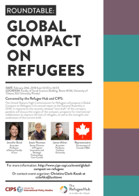 Roundtable on Global Compact on Refugees