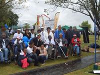 Outeniqua wheelchair challenge.