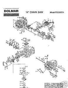 SACHS-DOLMAR-ps-3300-th-PARTS-MANUAL-CD