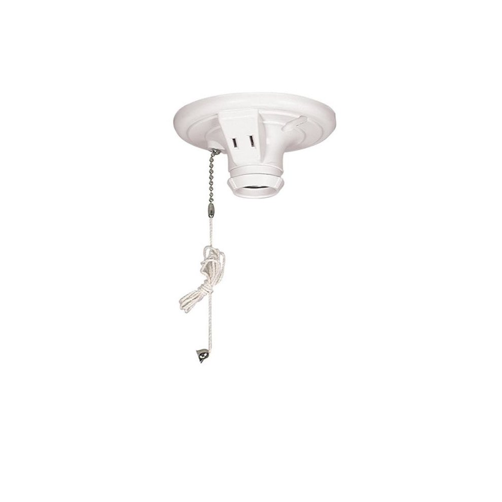 hight resolution of cooper wiring s860w sp 250v lampholder pull chain white 3 25 x 4 in on onbuy