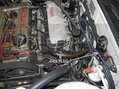 small resolution of 2g cas has an inline 4 pin plug on it which connects to the engine harness at the sensor http i7 photobucket com albums y253 f 2gcas jpg