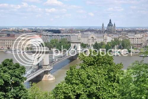View of Danube