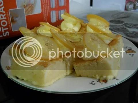 sansa lemon cakes