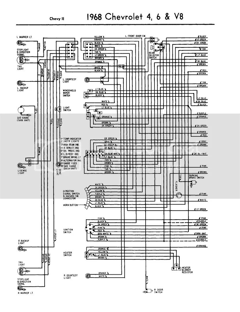 hight resolution of 1968 chevy impala wiring diagram wiring diagram load 1968 chevy impala wiring diagram