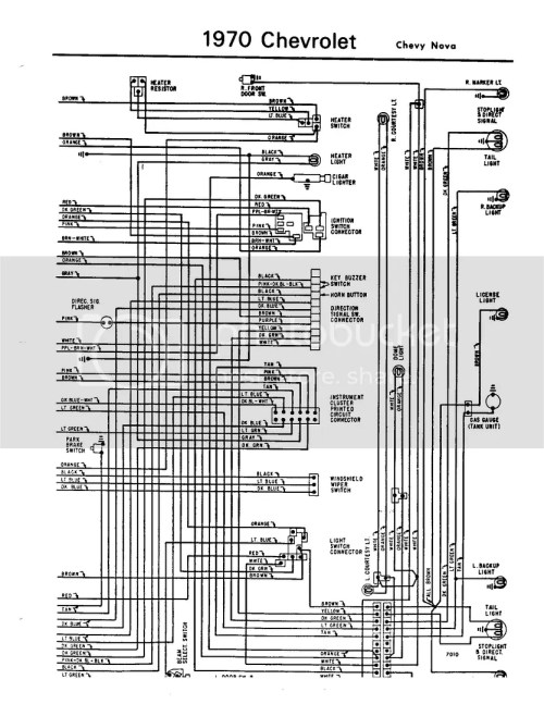 small resolution of 70 el camino wiring schematic auto electrical wiring diagram u2022 1987 el camino fuse box