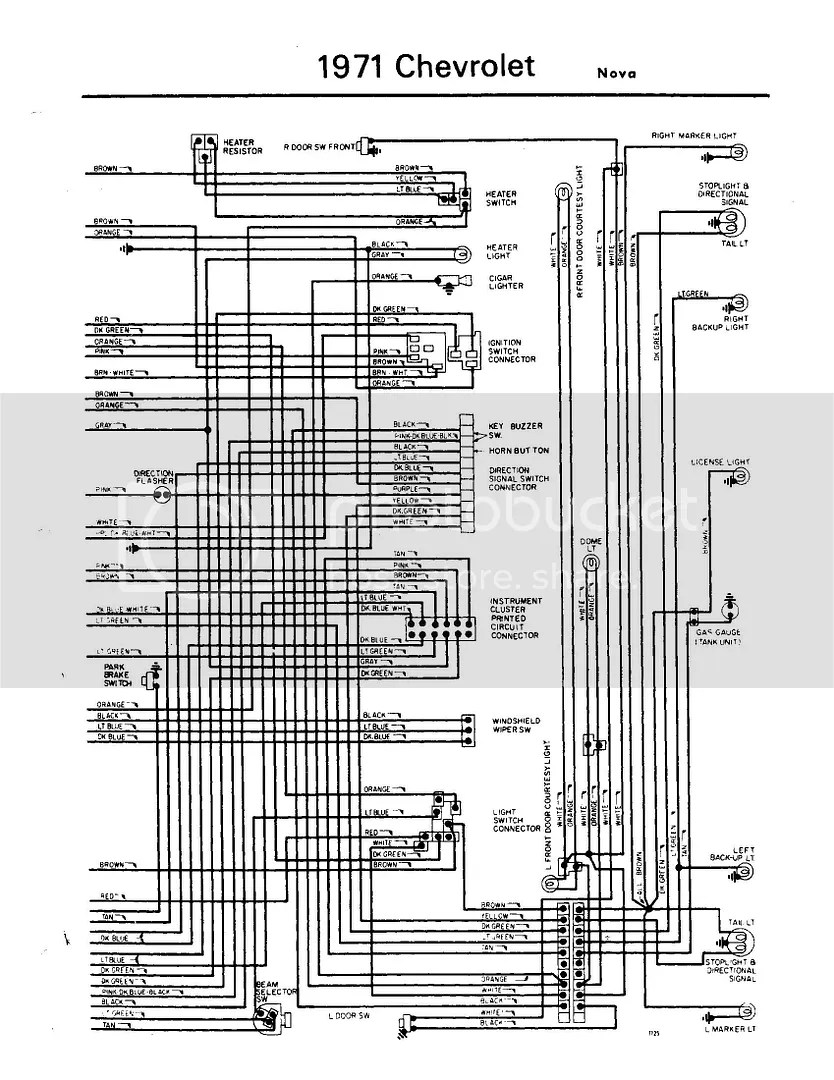 medium resolution of 1971 chevy nova wiring diagram wiring diagram name vauxhall nova wiring diagram 1971 nova wiring schematic