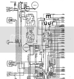 1968 mustang fuse panel diagram [ 1699 x 2200 Pixel ]