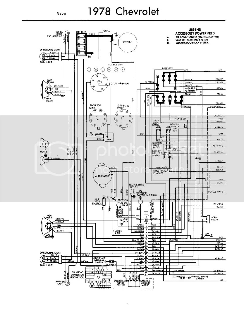 hight resolution of 1978 chevy nova wiring diagram electronic wiring diagrams chevy cooling fan relay wiring chevy starter wiring