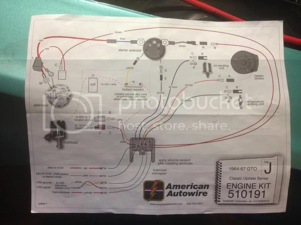 hight resolution of alternator advice pontiac gto forum rh gtoforum com 1969 pontiac gto wiring diagram 1965 pontiac