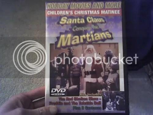 Santa Clause Conquers Mars!