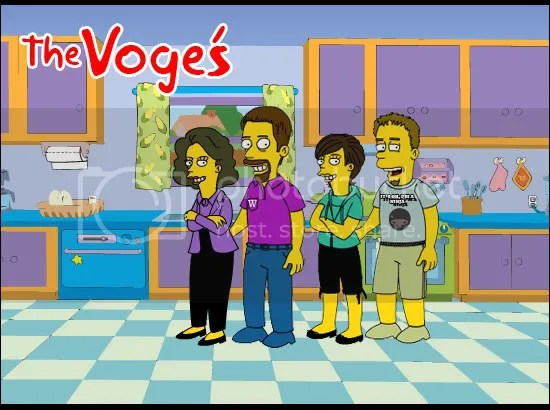 Voges Family