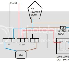 Pir Switch Wiring Diagram 1999 Ford Mustang Gt How Do I Wire A To Light? | Diynot Forums
