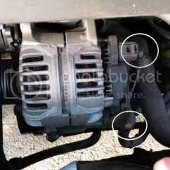 Vw Wiring Diagram Alternator Plug Stopped Working 2001 Golf 2 0l Fuel
