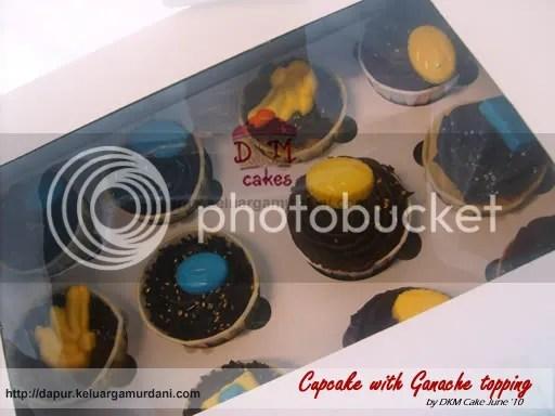 cupcake, pesan cupcake, cupcake coklat, cupcake ganache, farewell cupcake, cupcake jakarta, dupcake depok, pesan cupcake jakarta, pesan cupcake depok, DKM Cakes, pesan kue online, toko kue online